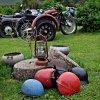 Retro motociklu muzejs Tilža.